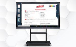 Indivibook Smart Board Application