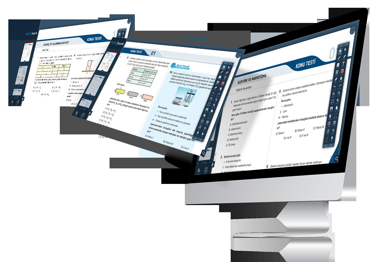 Interactive e-book